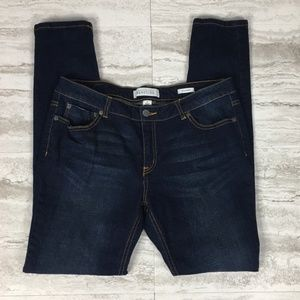 Kenneth Cole Reaction Skinny Stretch Jeans ~ 12